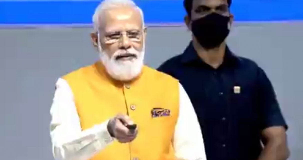 gatishakti launched by pm